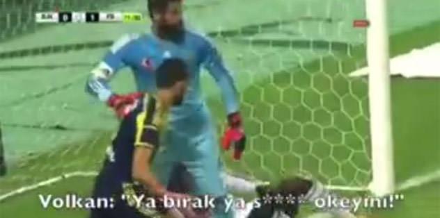"Volkan Demirel: ""Ya bırak s... okeyini..."""