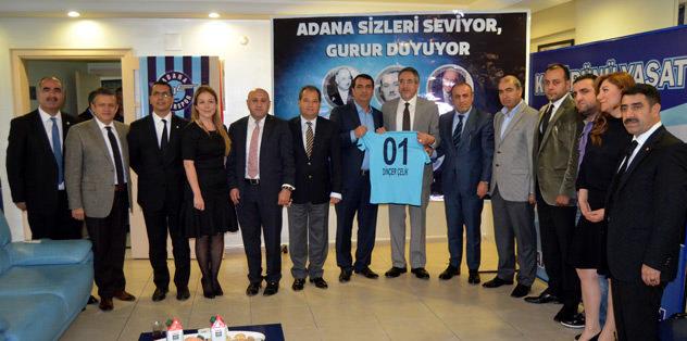 A. Demirspor'da sponsorluk anlaşması