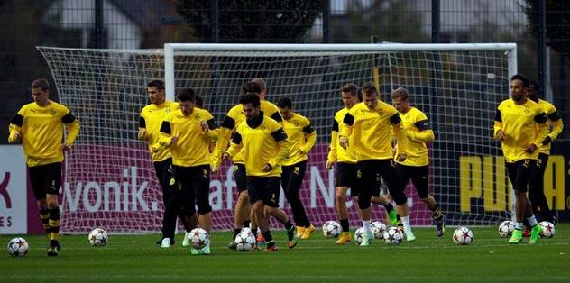 Dortmund liginde kötü