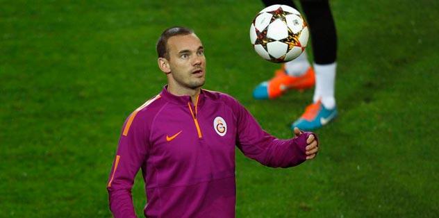 Sneijder için Cosmos iddiası