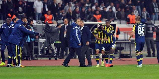 9 maçın 5'i Kadıköy'de