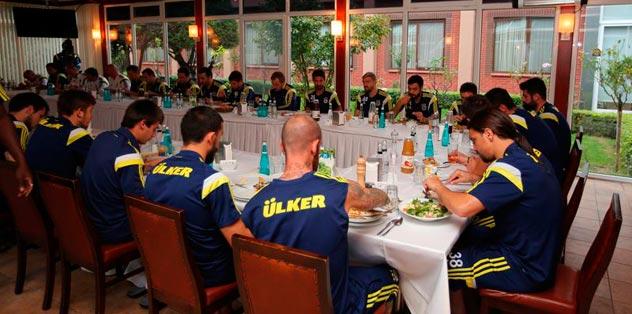 Şahin: Fenerbahçe gibi oynadık