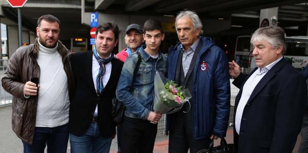 Trabzonspor, Belçika'da