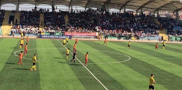 Genç Aslanlar Dortmund'a direnemedi: 5-2