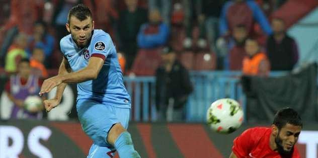 Trabzon'dan 'Sabri' kararı
