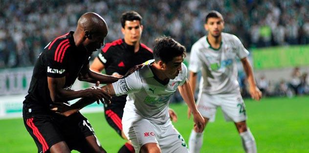 Bursaspor'da 3 milli davet
