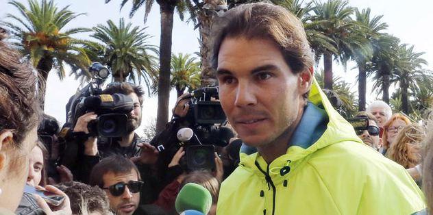 Nadal taburcu edildi