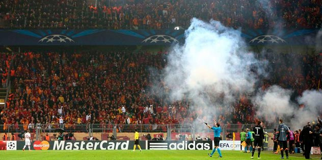 UEFA teyakkuzda