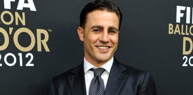 Italian star Cannavaro to coach Chinese club