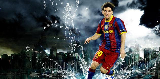 Rekorların adı Messi