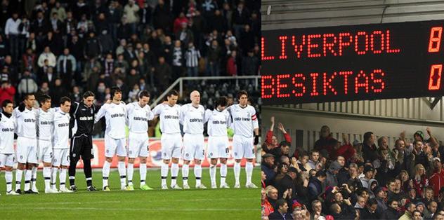 Liverpool'dan 8-0 hatırlatması