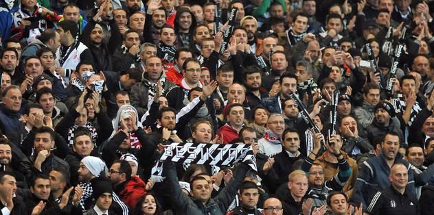 Beşiktaş'a derbi cezası