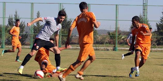 Adana, PAF'ı 4-0 yendi