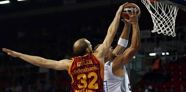 Galatasaray Eurolege'de farka koştu