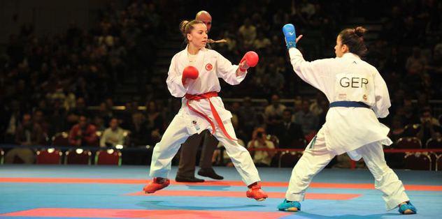 Serap Özçelik dünya şampiyonu
