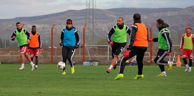 Sivasspor'da 4 gün izin