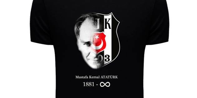 Atatürk anısına yüzyılın ürünü