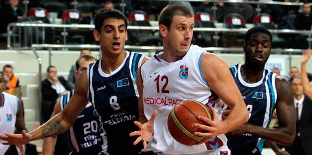 Trabzonspor Romanya'da