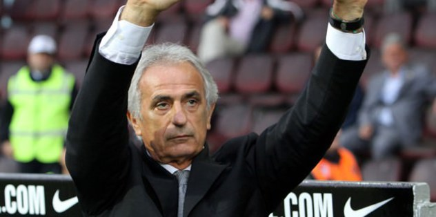 Here the Halilhodzic era ends