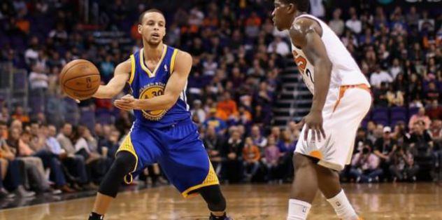 Warriors'a Suns 'dur' dedi