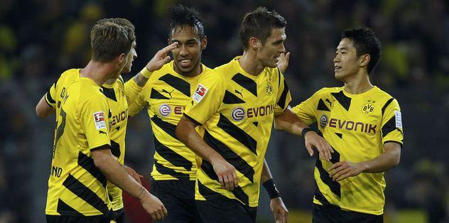 B. Dortmund 7 hafta sonra nefes aldı