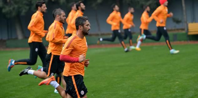 Trabzon maçı hazırlıkları başladı