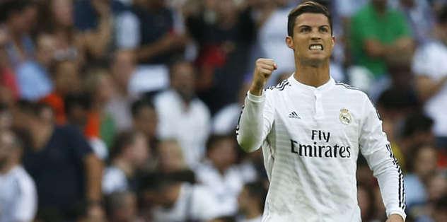 İspanya'nın en iyisi Ronaldo