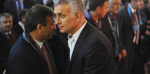 'Trabzon'a borcum var' deyip kabul etti