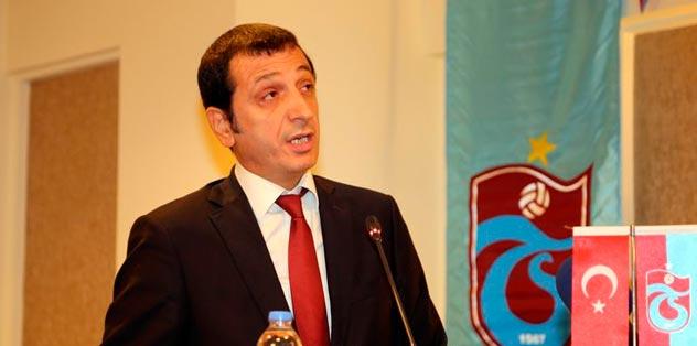 'Şampiyon Trabzon' dedi
