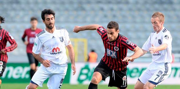 Mahmut'a 2 maç ceza