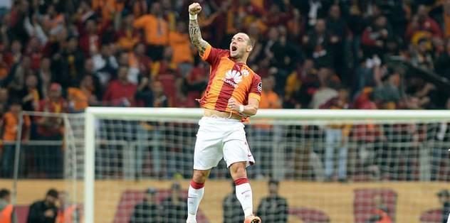 Sneijder satılamaz