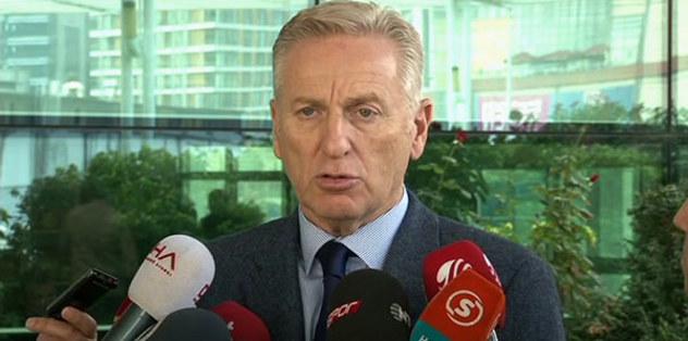'UEFA'nın kararını bekleyeceğiz'