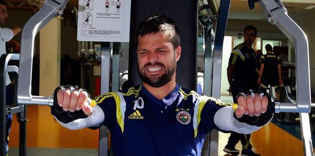 Diego geliyor