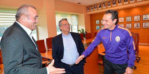 Prandelli'ye yeni sözleşme teklif etti