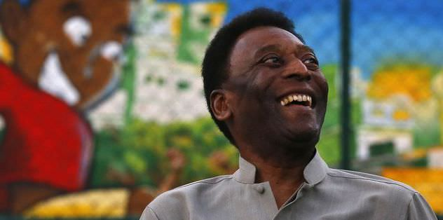 Legend Pele hospitalized