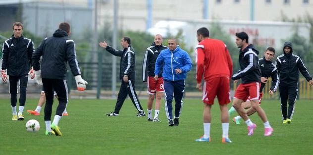 Sivasspor, Balkes'e konsantre