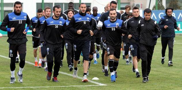 K. Erciyesspor'da Eskişehir mesaisi