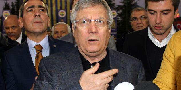 Aziz Yıldırım'a şok protesto