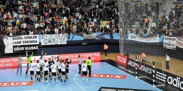 Beşiktaş filede çok rahat kazandı