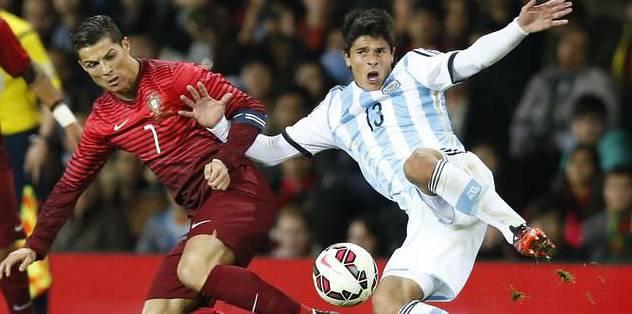 Arjantin'e son dakika şoku!