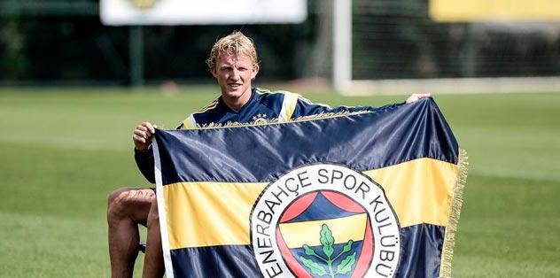 Dirk Kuyt'a büyük onur