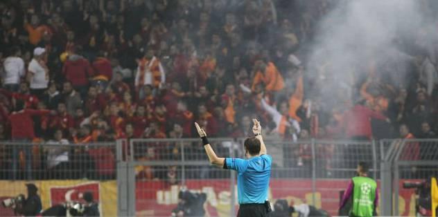 G.Saray'dan UEFA'ya itiraz!