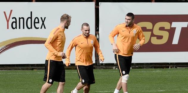Sneijder gitmez