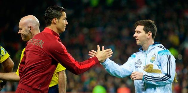 Ronaldo barça'ya!