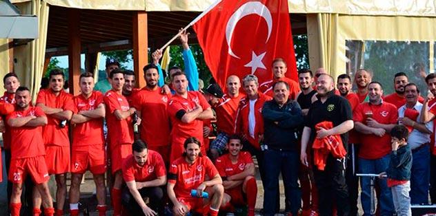 Türk'ün farkı
