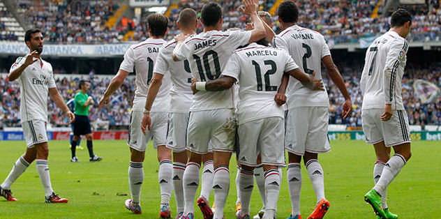 Real Madrid bombayı patlatıyor