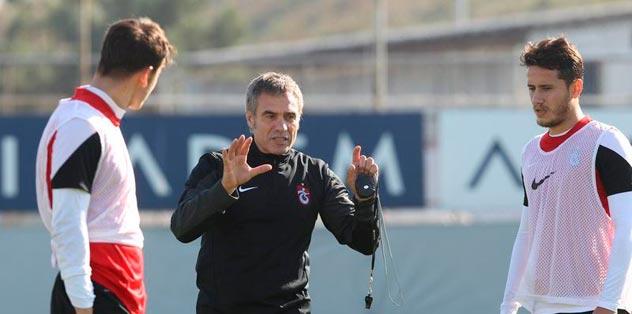 Milli Takıma Trabzon ruhu gerek