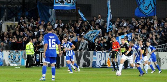 10-0 yenilen takımın oyuncuları kovuldu