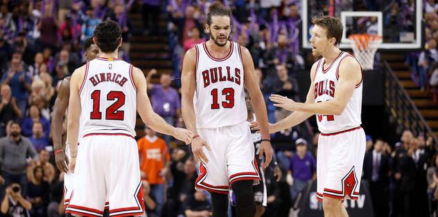Bulls deplasmanda ilk kez kaybetti