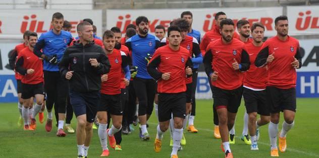 Trabzon derbiye hazır